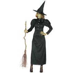 Disfraz de Bruja Malvada #disfraces #halloween