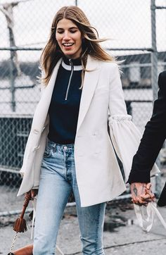 13+Pieces+That+Will+Make+You+Fall+in+Love+With+Oversize+Sleeves+via+@WhoWhatWearAU