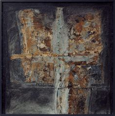 Peter Wray - East Cleveland Cruciform (mixed media)