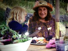Juliette de Bairacli Levy  Know as first holistic Veterinarian.  A fine herbalist who traveled to learn from nomadic people all over the world. Read Natures Children.  Also Traveler's Joy.  She was a joy to know!