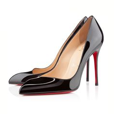 Christian Louboutin Canada Official Online Boutique - CORNEILLE 100 Black Patent Leather available online. Discover more Women Shoes by Christian Louboutin Red High Heels, Black Pumps, Black Shoes, Cl Shoes, Patent Shoes, Yves Saint Laurent, Louboutin Online, Louboutin Pumps, Cheap Christian Louboutin