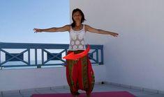 Începe ziua cu gimnastica tibetană! 5 Exerciții simple pentru a-ți prelungi viața! ⋆ Pilates, Summer Dresses, Women, Trucks, Personal Care, Videos, Fashion, Workouts For Abs, Home Exercises