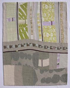 """Santa Barbara to Denver 8, 51 x 39"""", by Lou Ann Smith."""