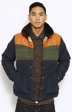 Staple x Penfield Jacket