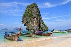 ♥  Thailand | Beautiful Places In The World