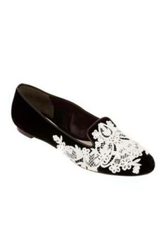 Alexander Mcqueen embroidered loafers