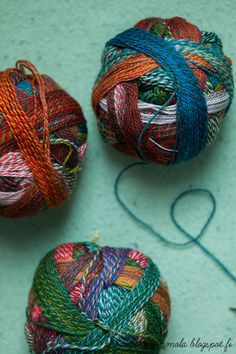 räsymattolankaa <3 Boho Chic, Textiles, Creative, Crafts, Handmade, Tejidos, Knitting And Crocheting, Manualidades, Hand Made