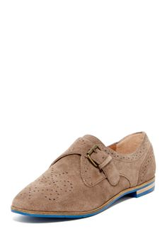 Mello Monk Strap Oxford