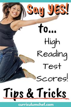 These 15 tried-and-true strategies will show you exactly how to improve reading scores on standardized tests for your elementary students! Sat Reading, Reading Test, 4th Grade Reading, Teaching Reading, Guided Reading, Reading Resources, Reading Strategies, Reading Skills, Reading Comprehension