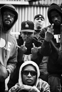 Schoolboy Q Asap R Kendrick Lamar