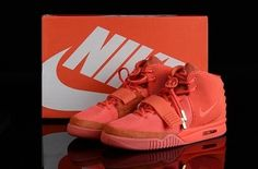 Nike Air Yeezy 2 Kanye West Black October Red [airyeezy-0933] - $65.99 : | nike and adidas shoes | Scoop.it