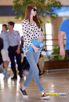 yoona's fashion airport