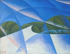 Giacomo Balla: Abstract Speed - The Car Has Passed, 1913