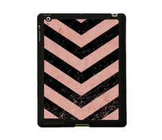 Chevron iPad case iPad Air Chevron iPad 2 case Geometric iPad 3 case Chevron iPad Mini case Black iPad case, smart case flip case, modern