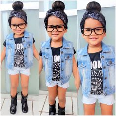 This would so be my child !~❤️~ she's SO FUCKING CUTE
