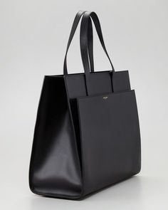 Saint Laurent Flat Shopping Tote Bag, Black - Bergdorf Goodman Source by tiffdcarter Bags Fashion Handbags, Tote Handbags, Purses And Handbags, Fashion Bags, Leather Handbags, Leather Bag, Bergdorf Goodman, Saint Laurent Tote, Black Tote Bag