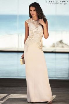 Buy Lipsy Love Michelle Keegan Foil Placement Maxi Dress online today at Next: Australia