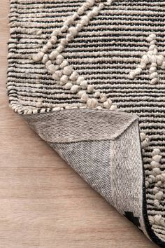Shop The Gray Barn Pebble Bank Handmade Moroccan Area Rug - On Sale - Overstock - 27276807 - x Moroccan Area Rug, Rug Texture, Area Rugs For Sale, 8x10 Area Rugs, Rugs Usa, Jute Rug, Round Rugs, Couture, Grey Rugs