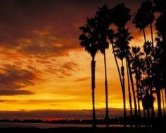 Santa Barbara's Stunning Sunsets. Wendy Gragg Distinctive Real Estate 805.453.3371 WGragg@DistinctiveRealEstateOnline.com