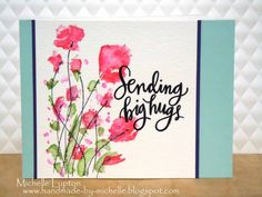 Handmade by Michelle: Watercolour paper