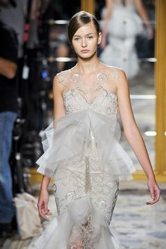 Marchesa at New York Fashion Week Spring 2012