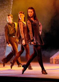 """Riverdance - Irish Step Dancers #dance"""