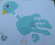 Don't Let the Pigeon Drive the Bus!  Cute craft to go along with the book.