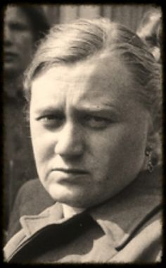 Alice Orlowski (September 30, 1903 – 1976)[1] was a German concentration camp guard at several of the Nazi German camps in occupied Poland during World War II.