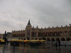 Krakow, Poland  Krawkow Square