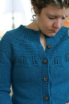 Next sweater for knitting