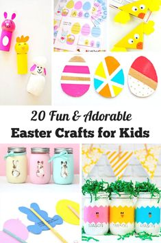 20 FREE DIY Easter a