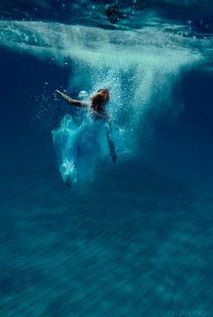 Underwater Dance Elena Kalis Underwater Photography