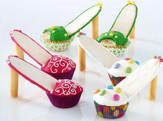 High Heel Muffins