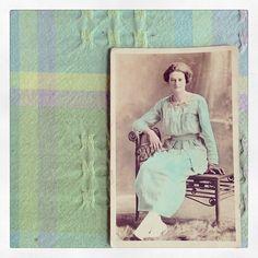 .@Dorothyann Strange | Grandma Ella. #julyphotochallengefpoe #pastel #20 #juliamstrange