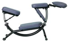 Pisces Productions DOLPHIN II Portable Massage Chair