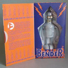 Futurama Bender Wind Up