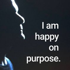 "We all deserve to be happy. I truly believe this. Please enjoy my TEDx Talk ""Happy On Purpose. Motivate Yourself, Live For Yourself, Trying To Be Happy, Life Is Good, Purpose, Believe, Positivity, Writing, Humor"