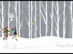 Esta es una de mis primeras animaciones. Christmas Card girls running.mov Espero que le sigan otras muchas..
