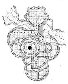 Castle Kyklososos [Wednesday Map]