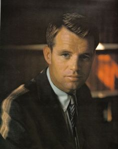 Robert Kennedy, one of histories heroes...Fiercely loyal and devoted... he most likely was the cp 683.