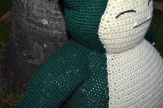 Hi, my dear amigurumi lovers! :) It's time for a new pattern! :D This time I've been working on a gift for my brother in law, who loves pokemon and asked me if I could do a Snorlax for … Pokemon Snorlax, Pokemon Toy, Pikachu, Pokemon Crochet Pattern, Crochet Toys, Crochet Animals, Body Shapes, Projects To Try, Feltro