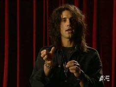 ▶ Criss Angel: Mindfreak - Toothpick Trick - YouTube
