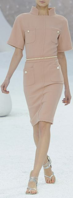SPRING 2012 READY-TO-WEAR Chanel.love that haute couture thinks their stuff is ready to waer