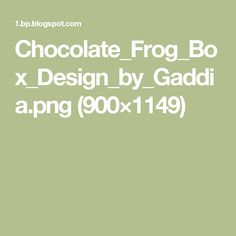 Chocolate_Frog_Box_Design_by_Gaddia.png (900×1149)