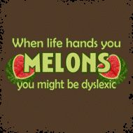 When Life hands you melons tshirt $12 to 22 #tshirt #fashion #funny
