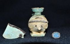 Mycenean Artifacts Discovered in Ancient Alikarnasos