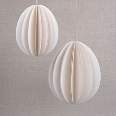 The Gentle Journal Easter Eggs, Origami, Ceiling Lights, Journal, Christmas Ideas, Projects, Workshop, Paper, Home Decor