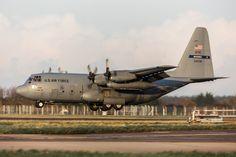 C-130H Hercules, 85-0038, 908th AW