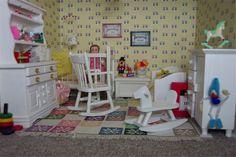 carole's dollhouse page 3 (nursery)