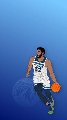 Kobe Bryant Michael Jordan, Basketball Background, Karl Anthony Towns, Nba Wallpapers, Nba Sports, Minnesota Timberwolves, African American Art, Nba Players, Backgrounds